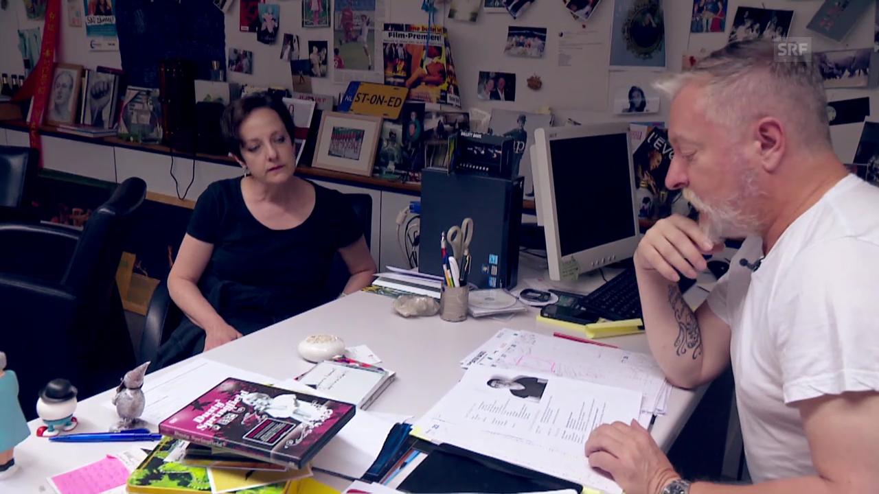 Ballettdirektor Richard Wherlock über Schüler und Tänzer