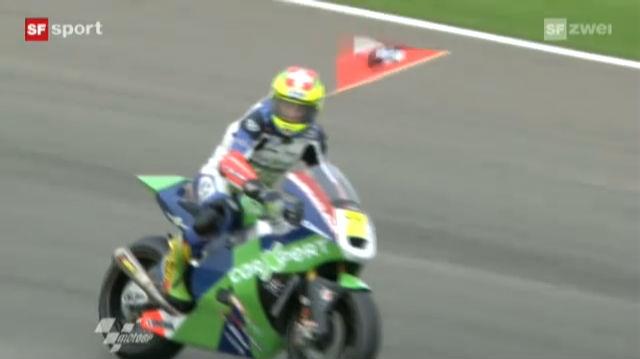Motorrad: GP Valencia