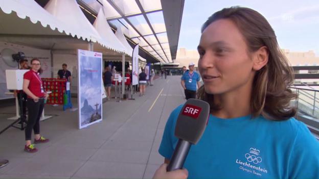 Video «Interview mit Stephanie Vogt» abspielen
