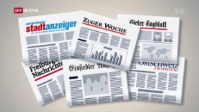 Video «Kleine Zeitungen im Aufwind» abspielen