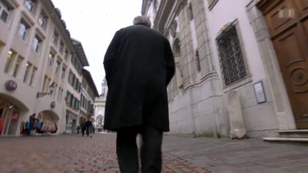 Video «Das Bankgeheimnis: Eine heilige Kuh auf der Schlachtbank» abspielen