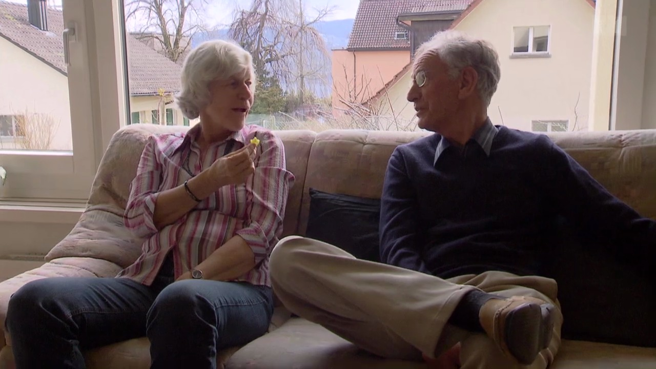 «Alzheimer hautnah» (4) - Immer aufpassen, dass nichts passiert