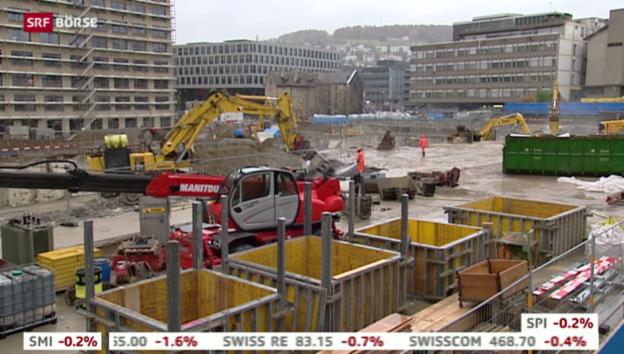 Video «SRF Börse vom 12.11.2013» abspielen