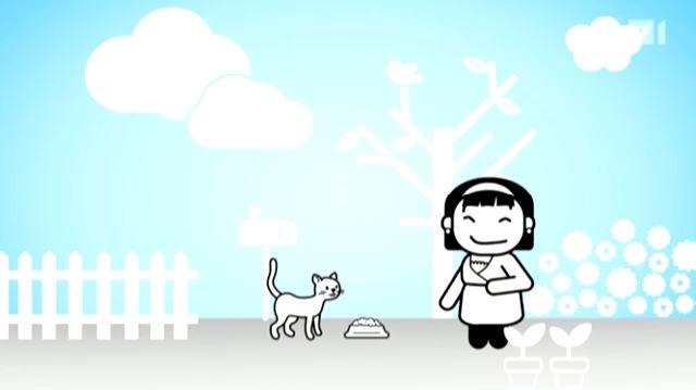 Darf man Nachbars Katze füttern?