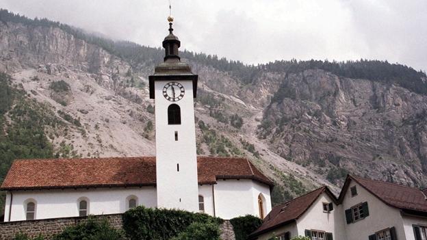 Glockengeläut der reformierten Kirche in Felsberg