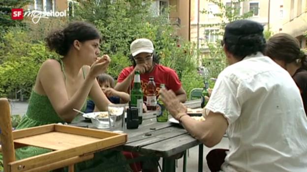 Video «Bauen und Wohnen: Grosshaushalt (5/8)» abspielen