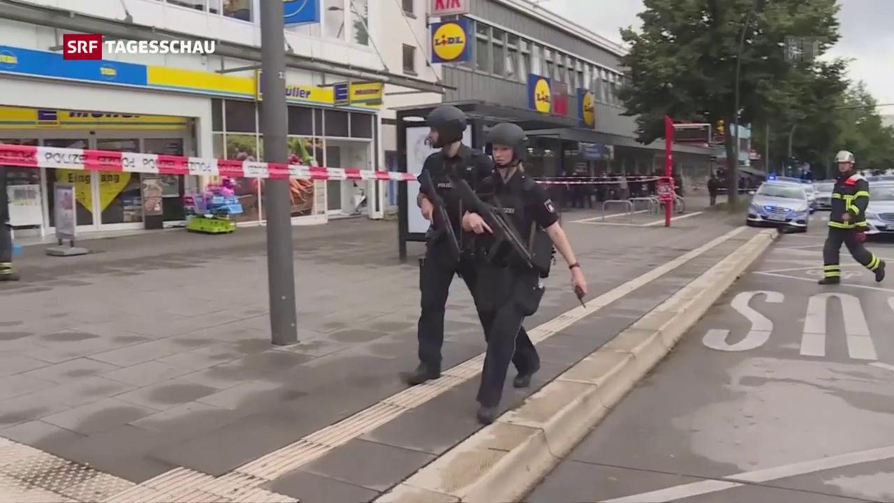 Hamburger Attentäter war Islamist mit psychischen Problemen