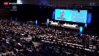 Video «Neuwahlen des Europäischen Parlaments» abspielen