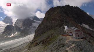 Video «Tag der offenen Tür in den SAC-Hütten» abspielen