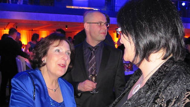 FDP-Ständerätin Christine Egerszegi entdeckt Gemeinssamkeiten