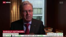 Video «SRF Börse: Nicht alle profitieren vom tiefen Ölpreis» abspielen