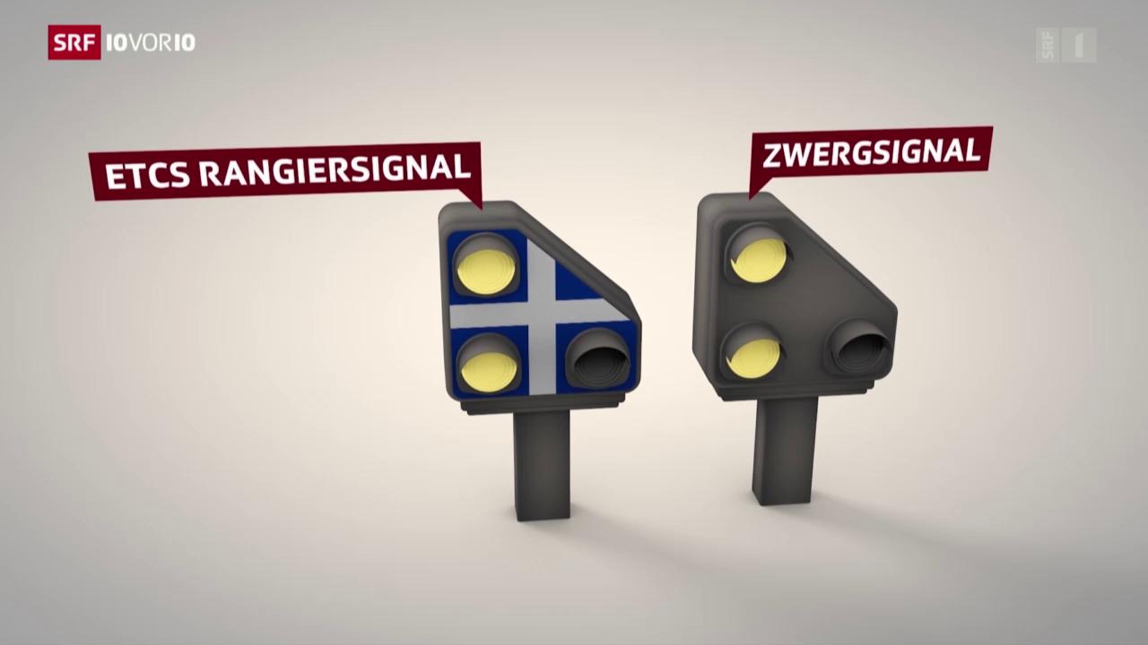 Signal-Verwirrung auf dem Weg zum Gotthard-Basistunnel