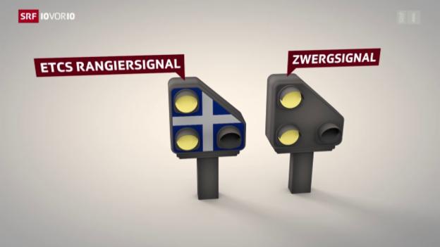 Video «Signal-Verwirrung auf dem Weg zum Gotthard-Basistunnel» abspielen