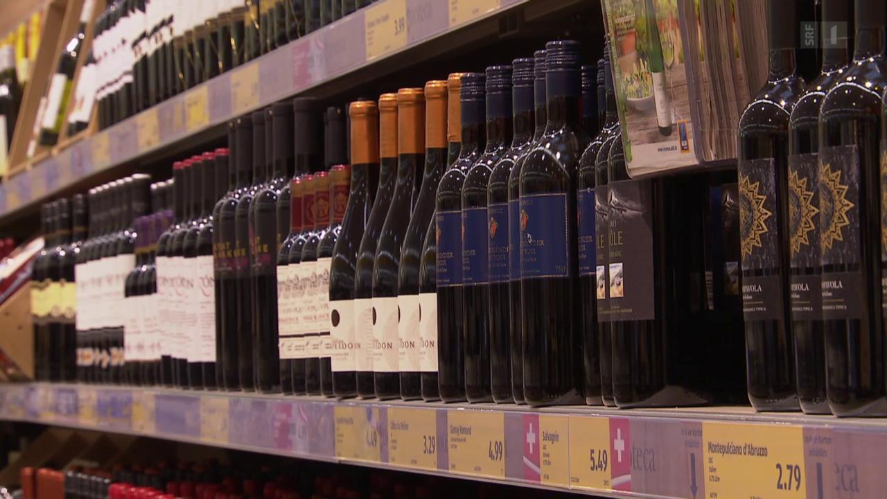 Prosit Profit: Hohe Wein-Preise trotz tiefem Euro