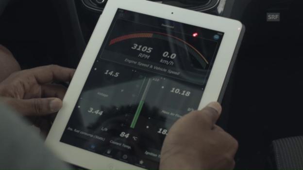 Video «XTool Diagnosegerät» abspielen