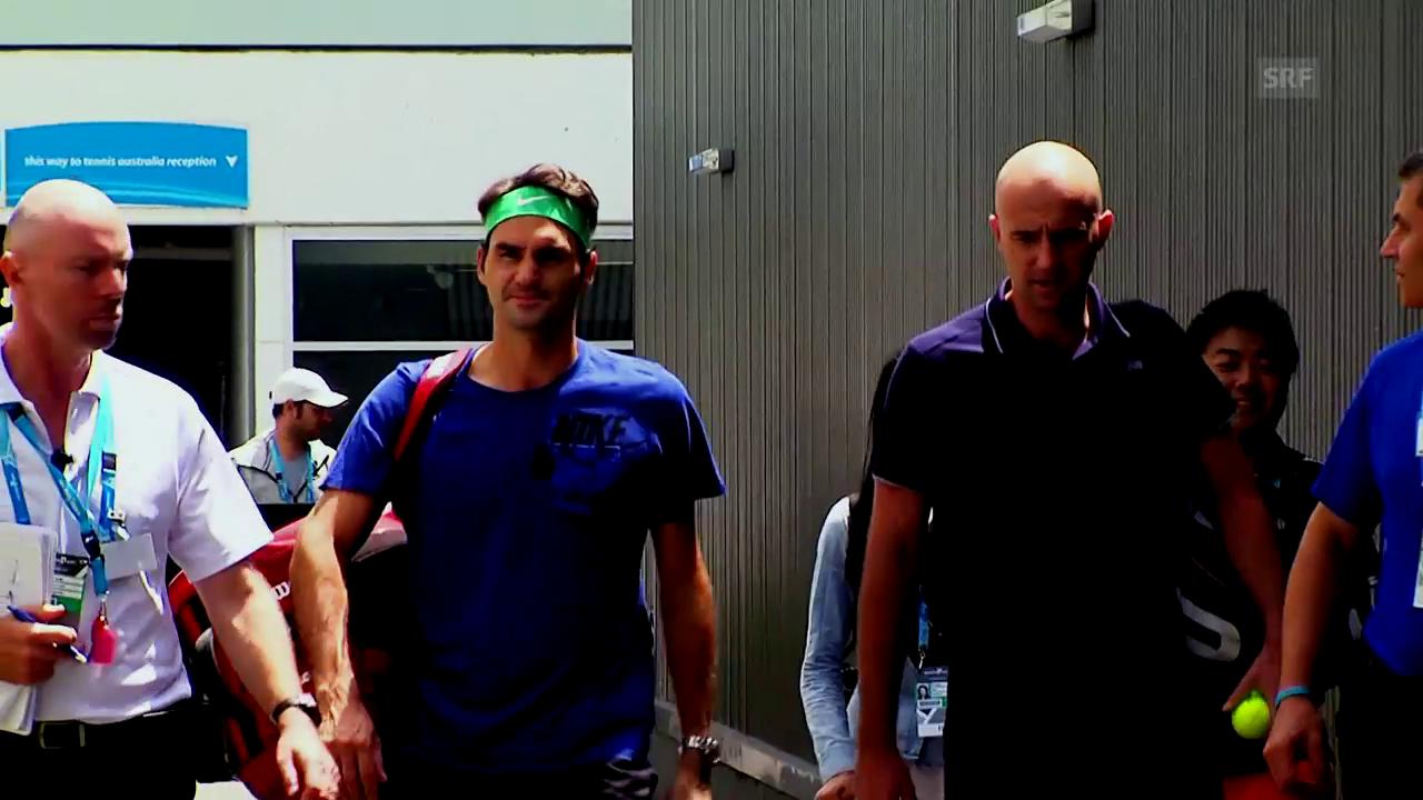 Der Erfolgstrainer in Federers Team: Ivan Ljubicic