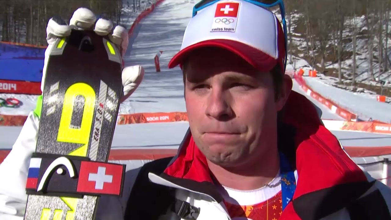 Interview Beat Feuz