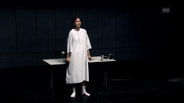Video «2. Jahr: Annabelle als Medea Redux in «Bash».» abspielen