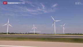 Video «Neue EU-Klimaziele» abspielen