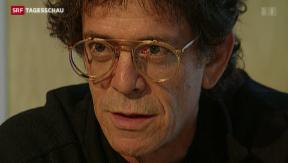 Video «Lou Reed ist tot» abspielen