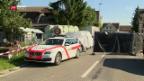 Video «Grosseinsatz in Hefenhofen» abspielen
