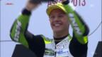Video «Moto2-GP von Assen («sportaktuell»)» abspielen