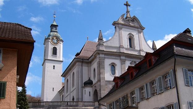 Glockengeläut der Kirche St. Pankratius, Hitzkirch