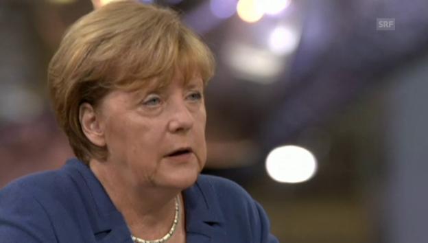 Video «Merkel: Dublin-Abkommen gilt nicht mehr» abspielen