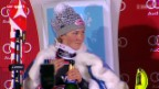 Video «Ski: Slalom Frauen in Zagreb» abspielen