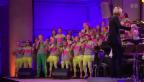 Video «Schwiizergoofe: Kinderchor trifft auf Orchester» abspielen