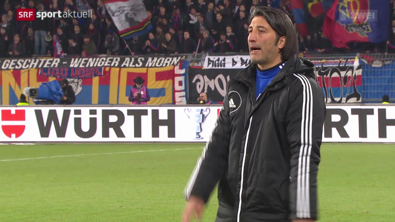 Fussball: Murat Yakin verlässt den FC Basel