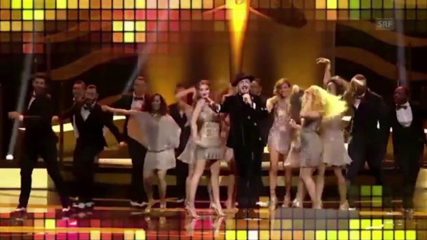 Video «San Marino: Serhat «I Didn't Know»» abspielen