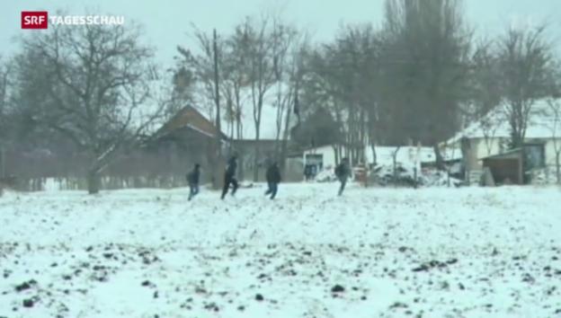 Video «Streit um Flüchtlinge aus Kosovo in Deutschland» abspielen