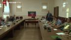 Video «Ukraine: Erste Gespräche der Konfliktparteien geben Hoffnung» abspielen