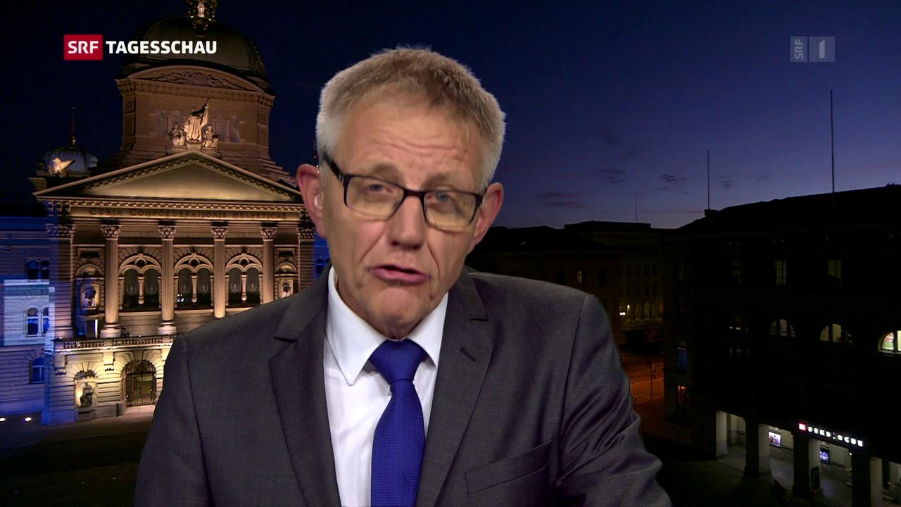 Einschätzung von Bundeshausredaktor Trütsch
