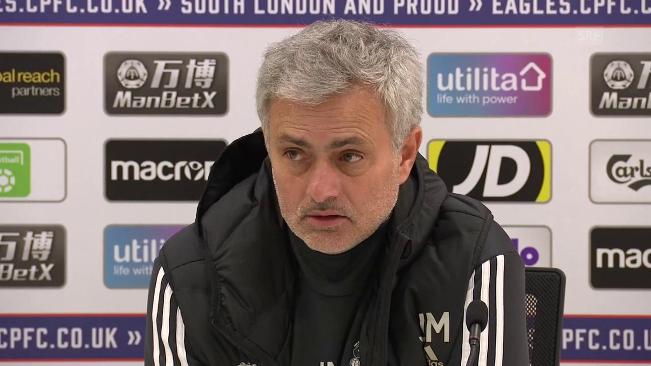 Mourinho: «Alle Kinder sollten dieses Gegentor sehen»
