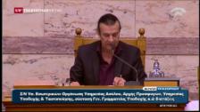 Video «Griechisches Parlament für Flüchtlings-Rückführungen» abspielen