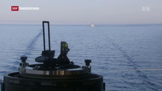 Video «Italien schickt Soldaten an die libysche Küste» abspielen