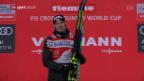 Video «Cologna steuert auf Tour-de-Ski-Sieg zu» abspielen