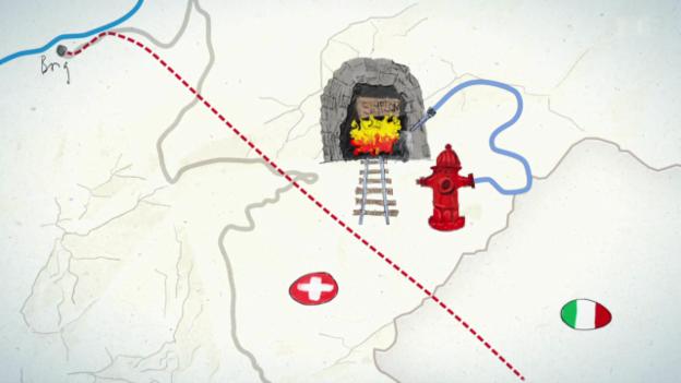 Video «2. Tag: Brig - Zwischbergen - ? (Strahlergeheimnis)» abspielen