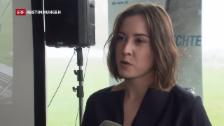 Video «Laura Zimmermann: «Weichgespülte Plakatkampagne»» abspielen