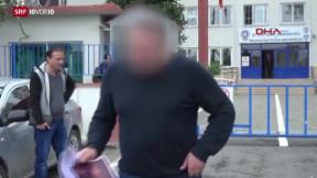 Video «Dschihad-reisende Geschwister zurück in der Schweiz» abspielen