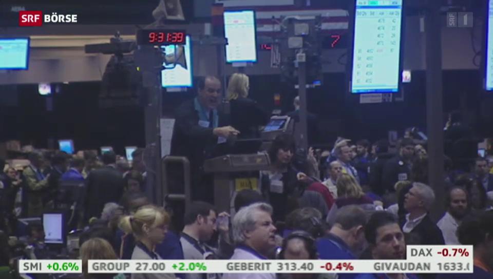 SRF Börse vom 02.07.2015