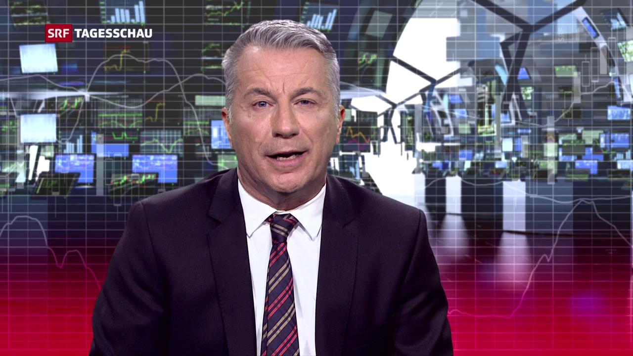 Analyse von SRF-Wirtschaftsredaktor Reto Lipp zur Zinserhöhung