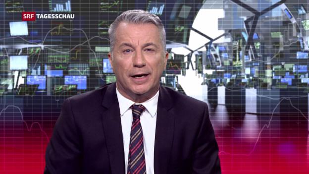 Video «Analyse von SRF-Wirtschaftsredaktor Reto Lipp zur Zinserhöhung» abspielen