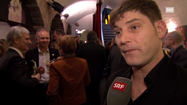 Video «David Bröckelmann erklärt das «Beggli»» abspielen