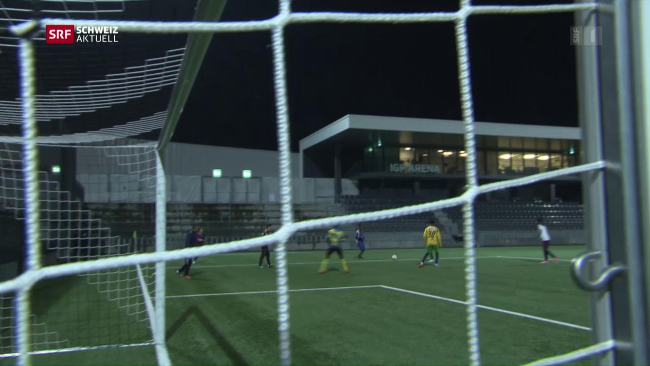 FC Wil kämpft um Ligaerhalt