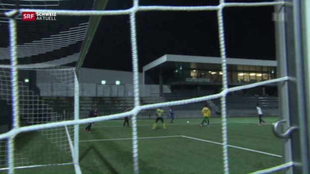 Video «FC Wil kämpft um Ligaerhalt» abspielen