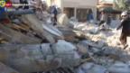 Video «Angriff auf «Ärzte ohne Grenzen» in Syrien» abspielen
