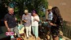 Video «Ein schöner Garten für Andrea» abspielen